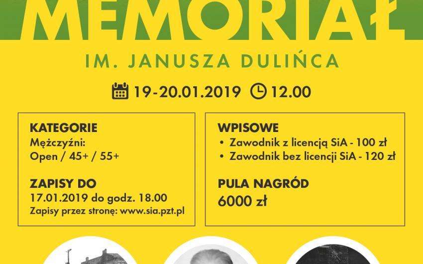 Memoriał im. Janusza Dulińca