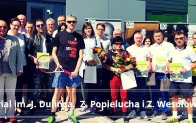 Memoriał im. J.Dulińca, Z. Popielucha, Z. Wesołowskiego